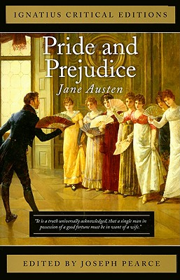 Pride and Prejudice By Austen, Jane/ Pearce, Joseph (EDT)